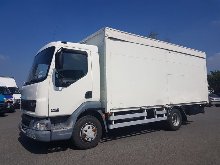 Camion porteur Daf LF Caisse Fourgon 45.150 BLANC Occasion - 1