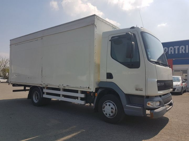 Camion porteur Daf LF Caisse Fourgon 45.150 BLANC Occasion - 3