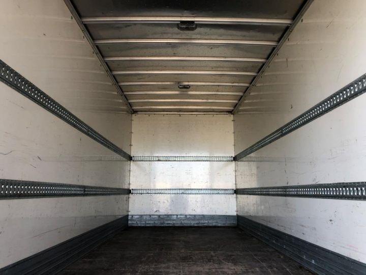 Camion porteur Renault Midlum Caisse fourgon + Hayon élévateur BLANC - 7