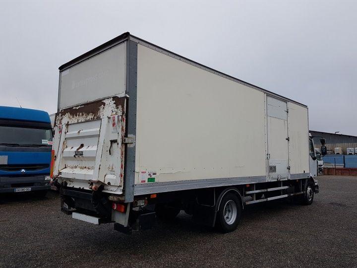 Camion porteur Renault Midlum Caisse fourgon + Hayon élévateur 180dci.13 euro 3 BLANC - 2