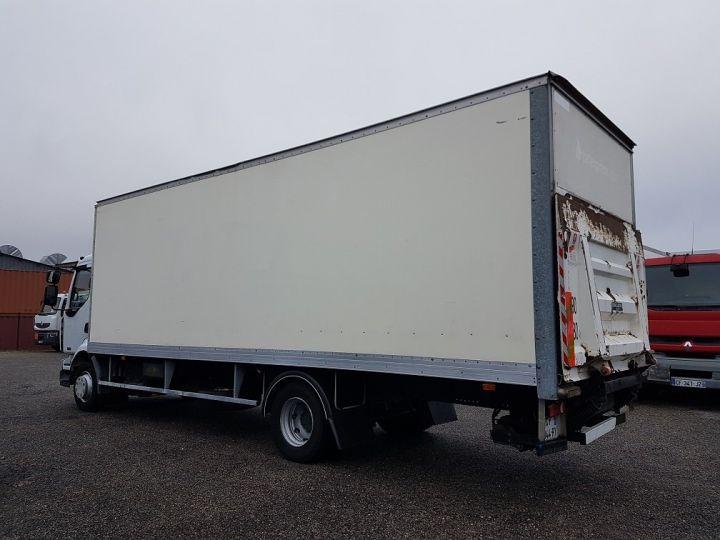Camion porteur Renault Midlum Caisse fourgon + Hayon élévateur 180dci.13 euro 3 BLANC - 5
