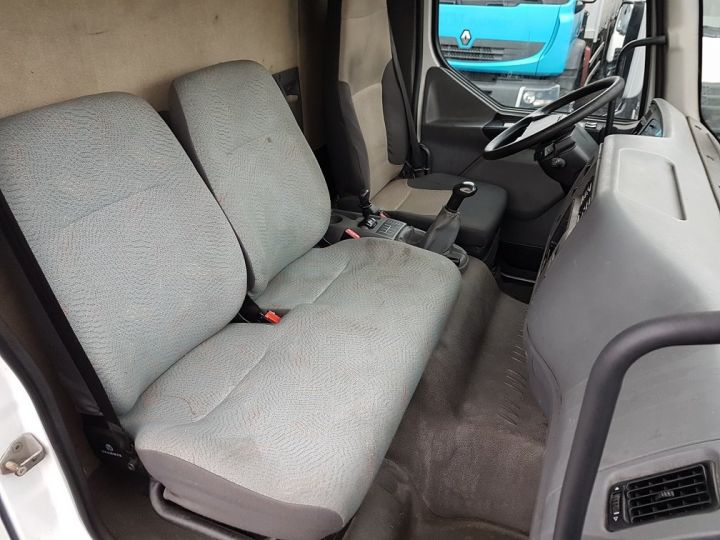 Camion porteur Renault Midlum Caisse fourgon + Hayon élévateur 180dci.13 euro 3 BLANC - 17