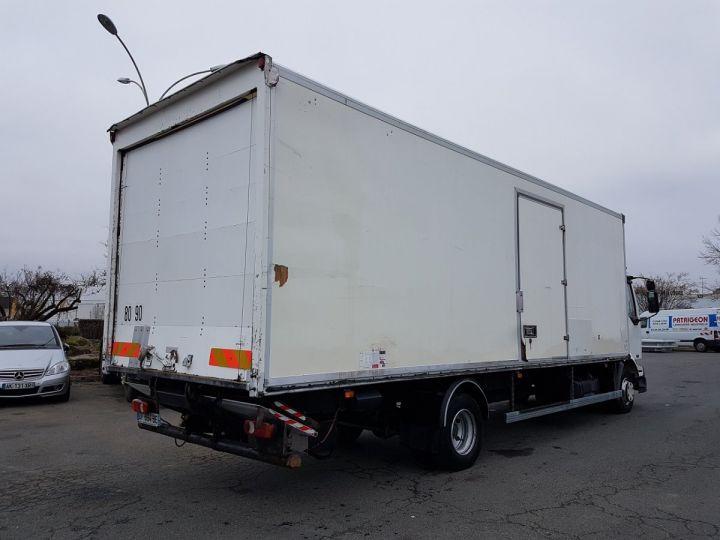 Camion porteur Renault Midlum Caisse fourgon + Hayon élévateur 220dci.12 EXPRESS PRO BLANC - 2