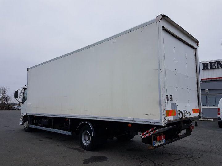 Camion porteur Renault Midlum Caisse fourgon + Hayon élévateur 220dci.12 EXPRESS PRO BLANC - 5