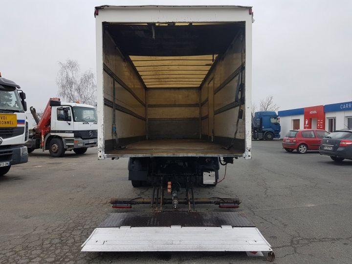 Camion porteur Renault Midlum Caisse fourgon + Hayon élévateur 220dci.12 EXPRESS PRO BLANC - 6