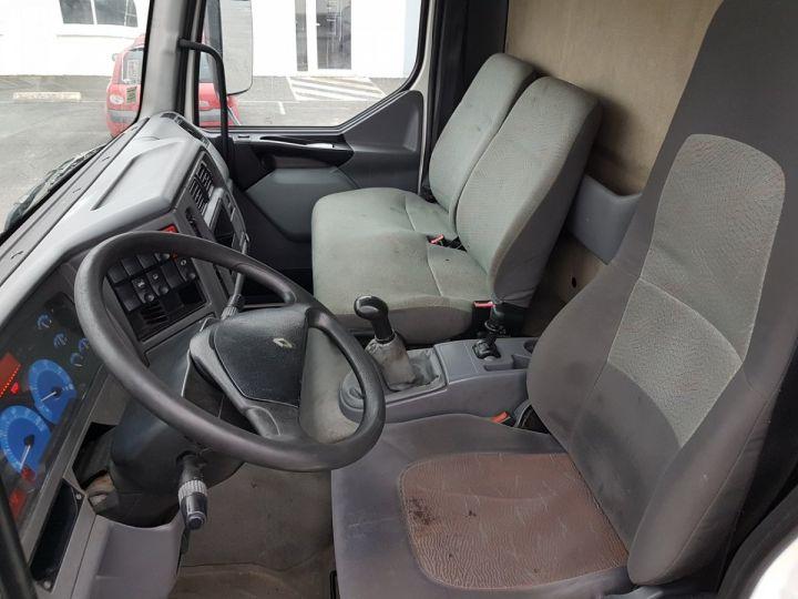 Camion porteur Renault Midlum Caisse fourgon + Hayon élévateur 220dci.12 EXPRESS PRO BLANC - 20