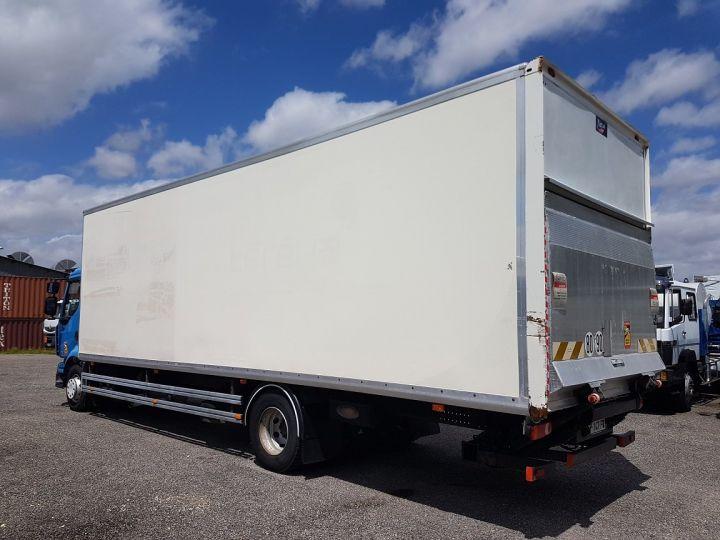 Camion porteur Renault Midlum Caisse fourgon + Hayon élévateur 270dxi.14 Fourgon 8m50 BLANC - BLEU - 5