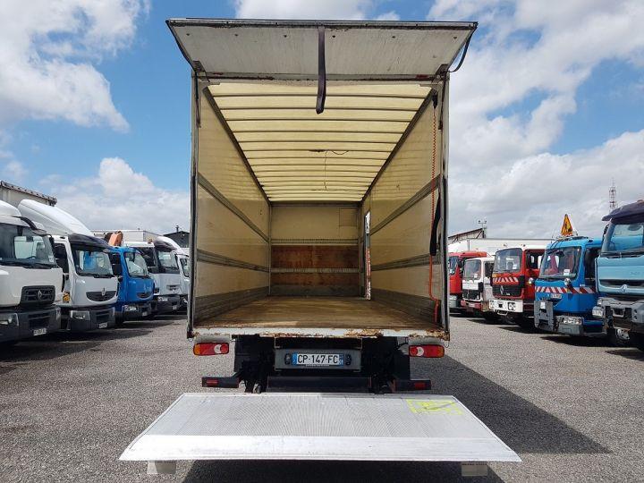 Camion porteur Renault Midlum Caisse fourgon + Hayon élévateur 270dxi.14 Fourgon 8m50 BLANC - BLEU - 7