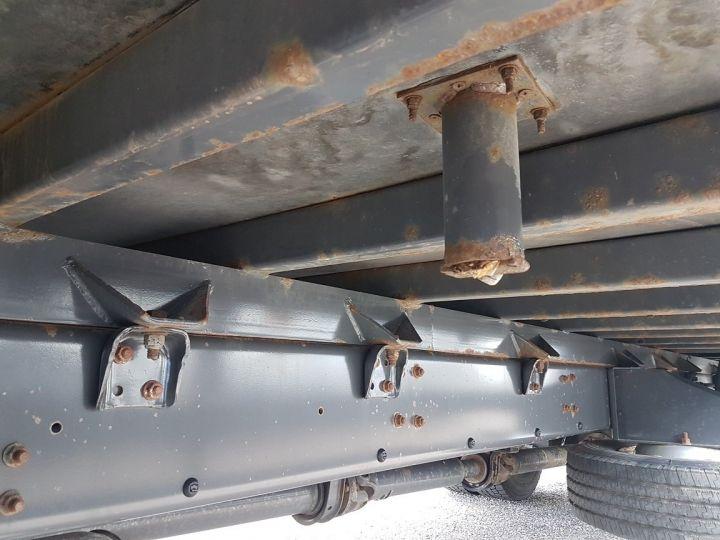 Camion porteur Renault Midlum Caisse fourgon + Hayon élévateur 270dxi.14 Fourgon 8m50 BLANC - BLEU - 14