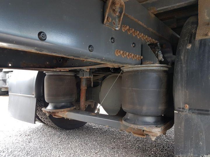 Camion porteur Renault Midlum Caisse fourgon + Hayon élévateur 270dxi.14 Fourgon 8m50 BLANC - BLEU - 16