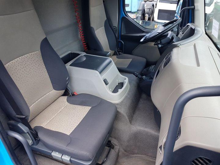 Camion porteur Renault Midlum Caisse fourgon + Hayon élévateur 270dxi.14 Fourgon 8m50 BLANC - BLEU - 20
