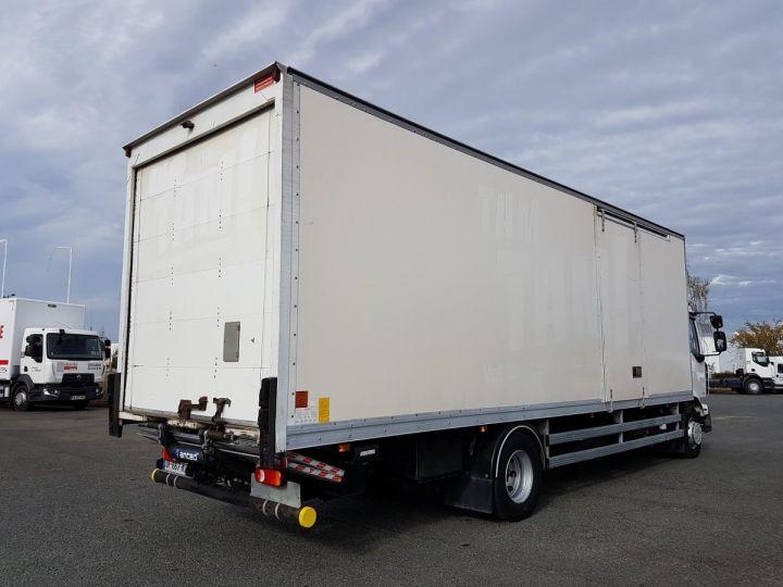 Camion porteur Renault Midlum Caisse fourgon + Hayon élévateur 270dxi.16 ALLIANCE BLANC Occasion - 2