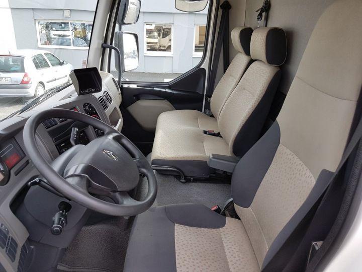 Camion porteur Renault Midlum Caisse fourgon + Hayon élévateur 270dxi.16 ALLIANCE BLANC Occasion - 16