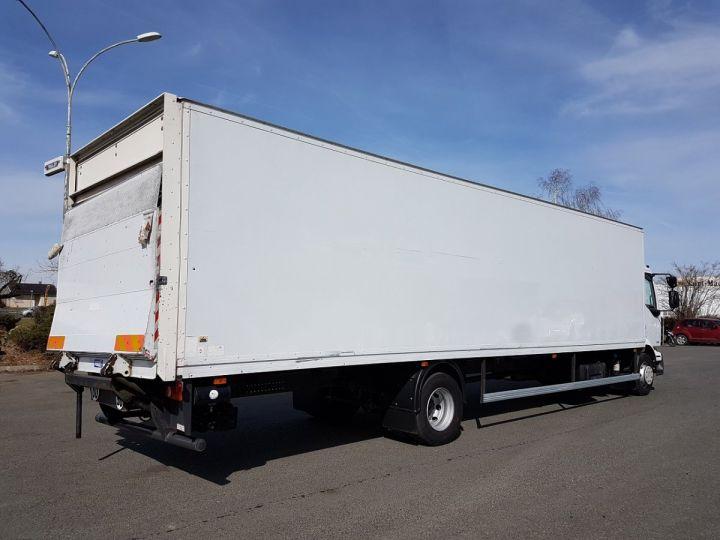 Camion porteur Renault Midlum Caisse fourgon + Hayon élévateur 280dxi.16 - Hayon en panne BLANC Occasion - 2