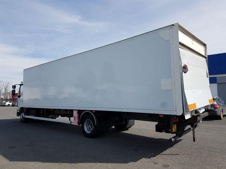 Camion porteur Renault Midlum Caisse fourgon + Hayon élévateur 280dxi.16 - Hayon en panne BLANC Occasion - 4