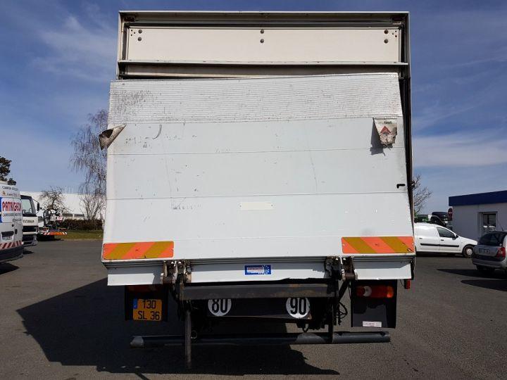 Camion porteur Renault Midlum Caisse fourgon + Hayon élévateur 280dxi.16 - Hayon en panne BLANC Occasion - 5