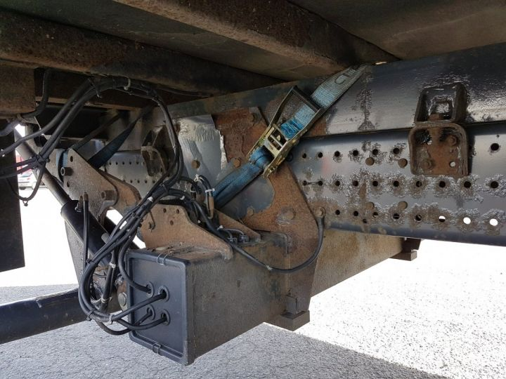 Camion porteur Renault Midlum Caisse fourgon + Hayon élévateur 280dxi.16 - Hayon en panne BLANC Occasion - 13