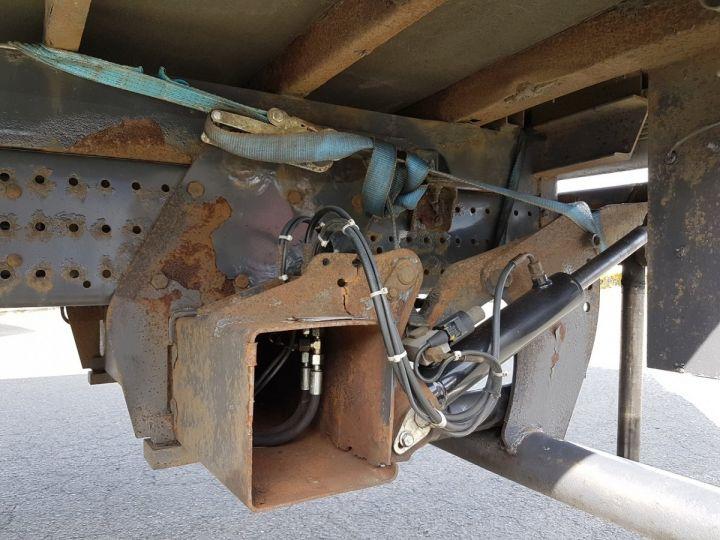 Camion porteur Renault Midlum Caisse fourgon + Hayon élévateur 280dxi.16 - Hayon en panne BLANC Occasion - 14