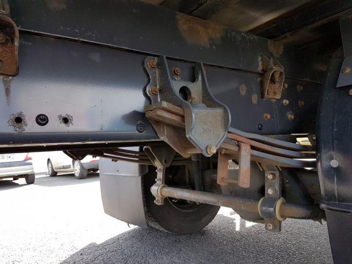Camion porteur Renault Midlum Caisse fourgon + Hayon élévateur 280dxi.16 - Hayon en panne BLANC Occasion - 18