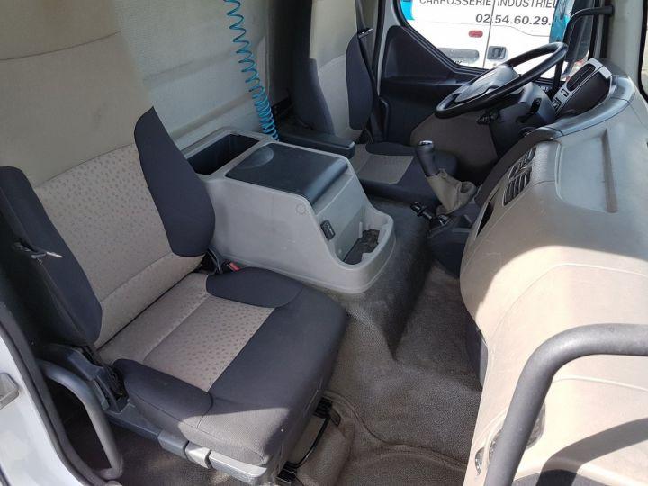 Camion porteur Renault Midlum Caisse fourgon + Hayon élévateur 280dxi.16 - Hayon en panne BLANC Occasion - 20