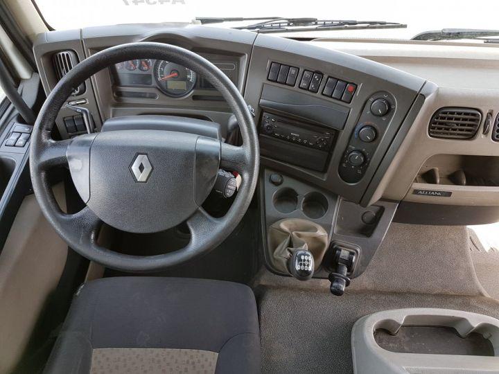Camion porteur Renault Midlum Caisse fourgon + Hayon élévateur 280dxi.16 - Hayon en panne BLANC Occasion - 21