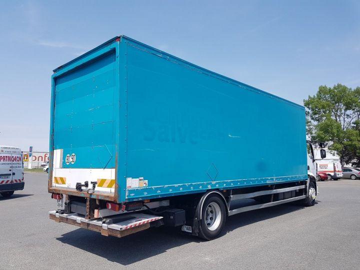 Camion porteur Renault Midlum Caisse fourgon + Hayon élévateur 280dxi;18 ALLIANCE BLANC - VERT Occasion - 2