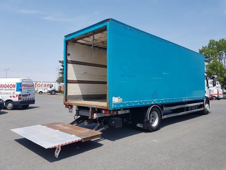Camion porteur Renault Midlum Caisse fourgon + Hayon élévateur 280dxi;18 ALLIANCE BLANC - VERT Occasion - 3