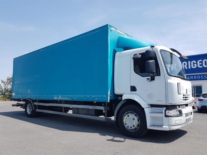 Camion porteur Renault Midlum Caisse fourgon + Hayon élévateur 280dxi;18 ALLIANCE BLANC - VERT Occasion - 4