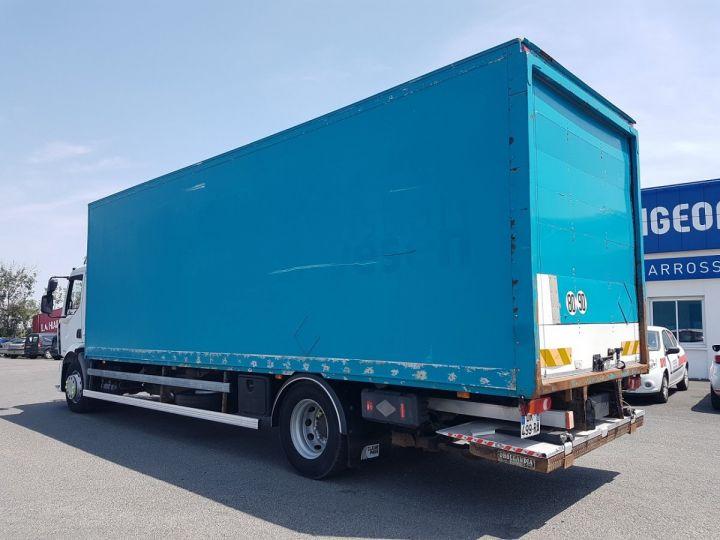 Camion porteur Renault Midlum Caisse fourgon + Hayon élévateur 280dxi;18 ALLIANCE BLANC - VERT Occasion - 5
