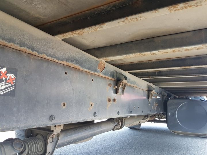 Camion porteur Renault Midlum Caisse fourgon + Hayon élévateur 280dxi;18 ALLIANCE BLANC - VERT Occasion - 9
