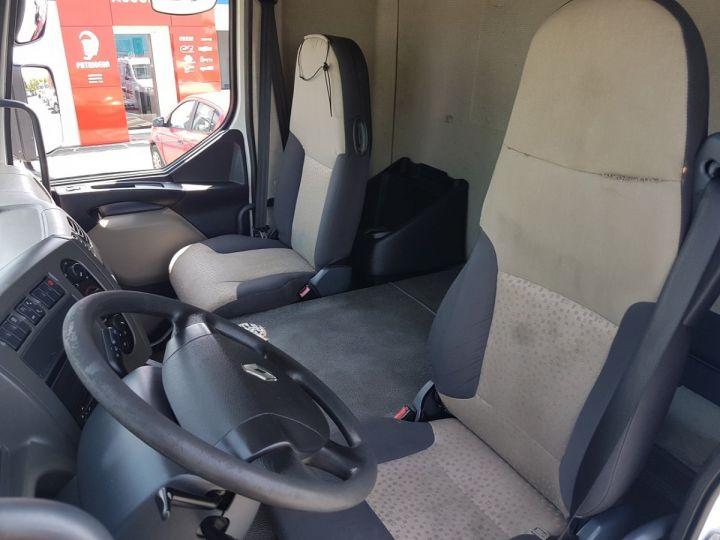 Camion porteur Renault Midlum Caisse fourgon + Hayon élévateur 280dxi;18 ALLIANCE BLANC - VERT Occasion - 16