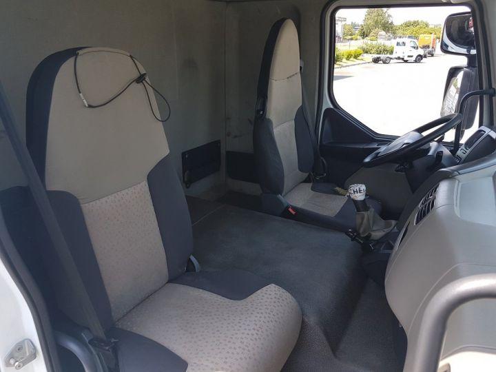 Camion porteur Renault Midlum Caisse fourgon + Hayon élévateur 280dxi;18 ALLIANCE BLANC - VERT Occasion - 17