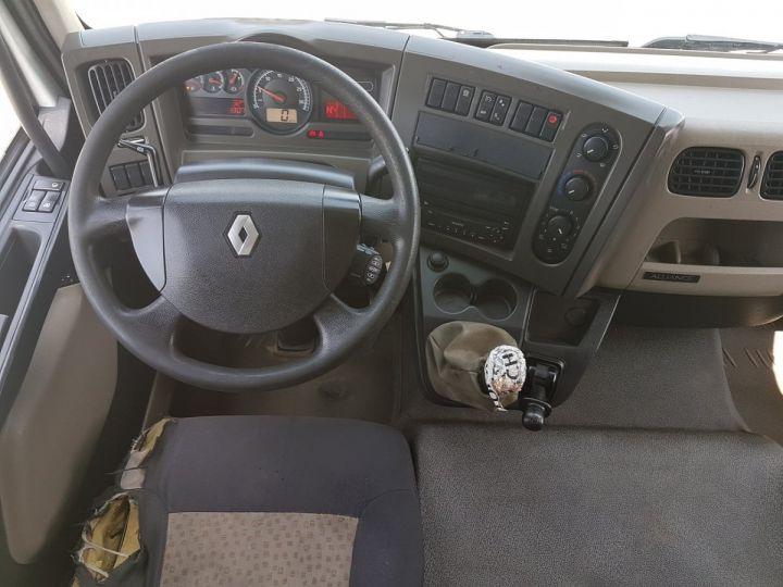 Camion porteur Renault Midlum Caisse fourgon + Hayon élévateur 280dxi;18 ALLIANCE BLANC - VERT Occasion - 18