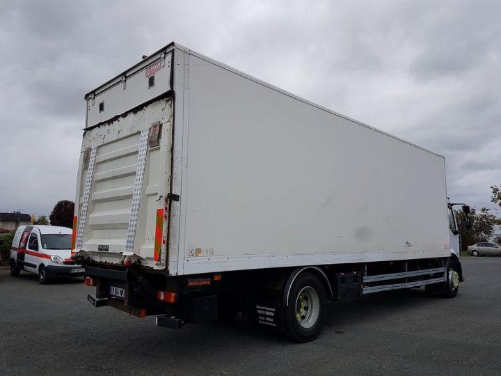 Camion porteur Renault Midlum Caisse fourgon + Hayon élévateur 300dxi.18 ALLIANCE BLANC - 2