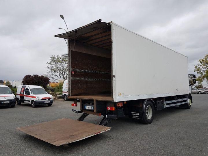 Camion porteur Renault Midlum Caisse fourgon + Hayon élévateur 300dxi.18 ALLIANCE BLANC - 3