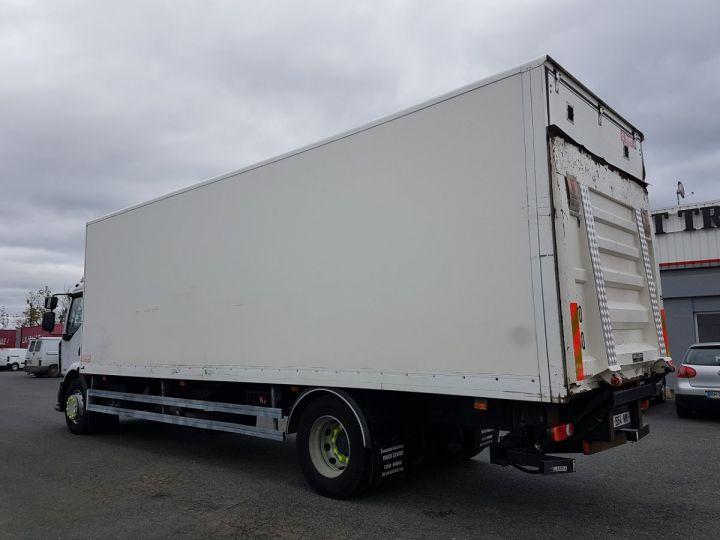 Camion porteur Renault Midlum Caisse fourgon + Hayon élévateur 300dxi.18 ALLIANCE BLANC - 5