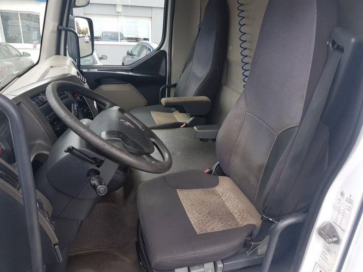 Camion porteur Renault Midlum Caisse fourgon + Hayon élévateur 300dxi.18 ALLIANCE BLANC - 19