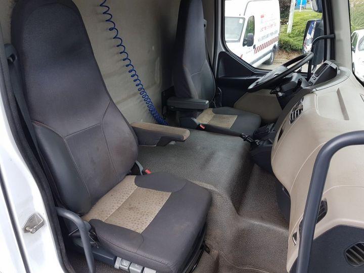 Camion porteur Renault Midlum Caisse fourgon + Hayon élévateur 300dxi.18 ALLIANCE BLANC - 20