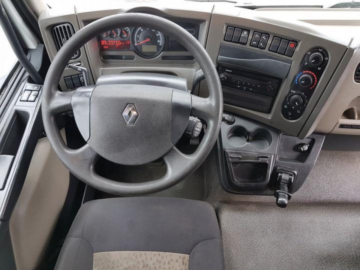 Camion porteur Renault Midlum Caisse fourgon + Hayon élévateur 300dxi.18 ALLIANCE BLANC - 21