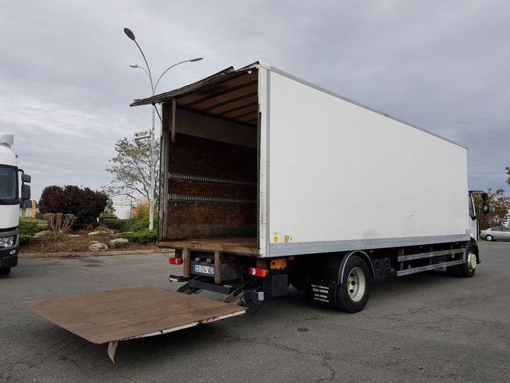 Camion porteur Renault Midlum Caisse fourgon + Hayon élévateur 300dxi.18 ALLIANCE BLANC Occasion - 3