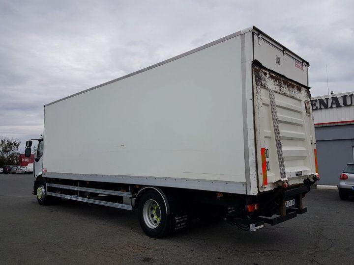 Camion porteur Renault Midlum Caisse fourgon + Hayon élévateur 300dxi.18 ALLIANCE BLANC Occasion - 5