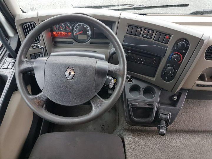 Camion porteur Renault Midlum Caisse fourgon + Hayon élévateur 300dxi.18 ALLIANCE BLANC Occasion - 21