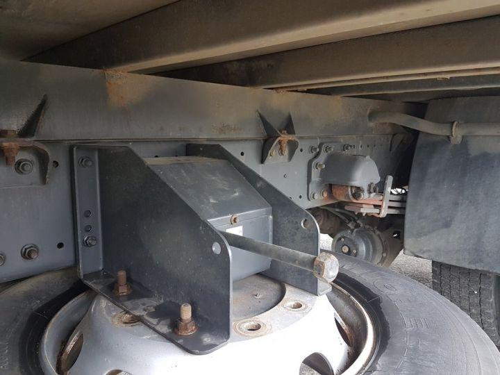 Camion porteur Renault Premium Caisse fourgon + Hayon élévateur 220dci.16 - Moteur en panne / pour pièces BLANC - 15