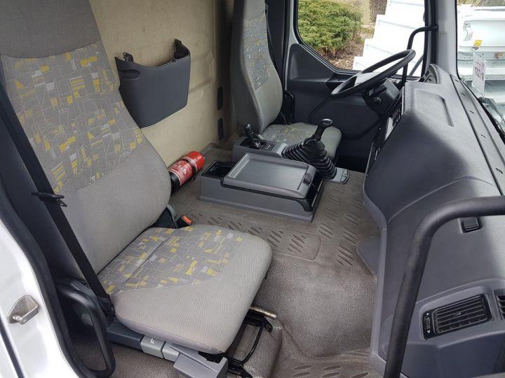 Camion porteur Renault Premium Caisse fourgon + Hayon élévateur 220dci.16 - Moteur en panne / pour pièces BLANC - 20