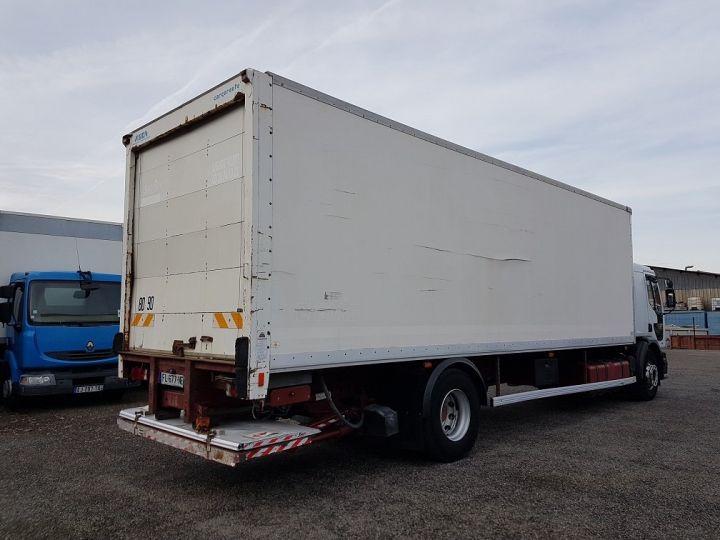 Camion porteur Renault Premium Caisse fourgon + Hayon élévateur 260.19 - LAMES BLANC - 2