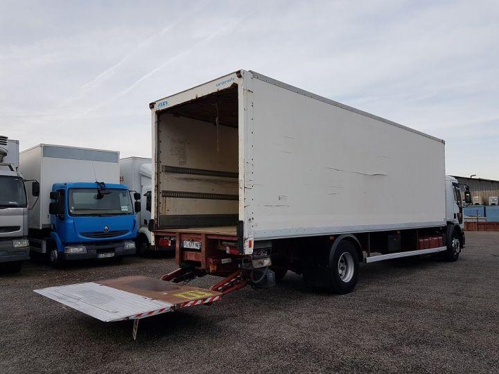 Camion porteur Renault Premium Caisse fourgon + Hayon élévateur 260.19 - LAMES BLANC - 3