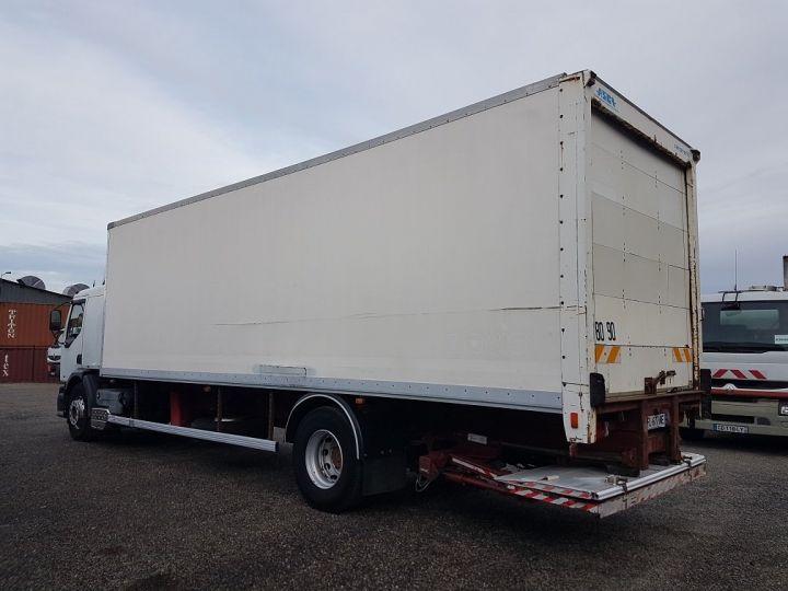 Camion porteur Renault Premium Caisse fourgon + Hayon élévateur 260.19 - LAMES BLANC - 5