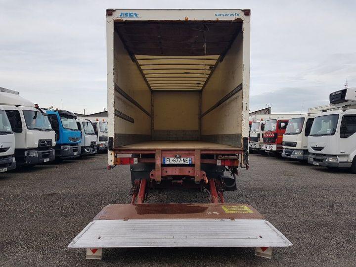 Camion porteur Renault Premium Caisse fourgon + Hayon élévateur 260.19 - LAMES BLANC - 6