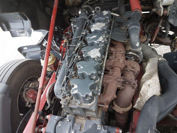 Camion porteur Renault Premium Caisse fourgon + Hayon élévateur 260.19 - LAMES BLANC - 16