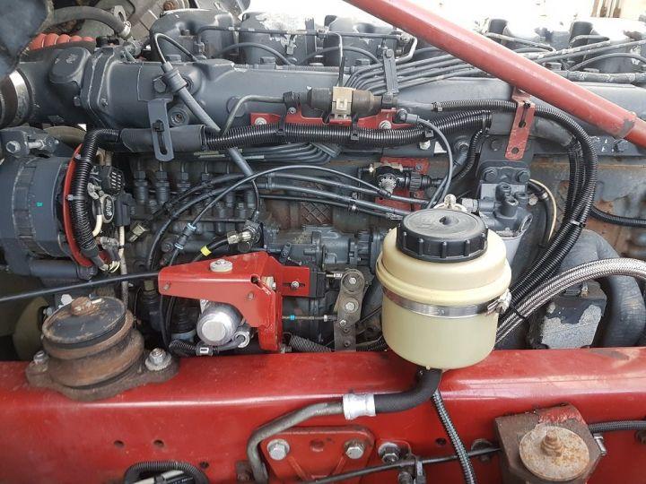 Camion porteur Renault Premium Caisse fourgon + Hayon élévateur 260.19 - LAMES BLANC - 18